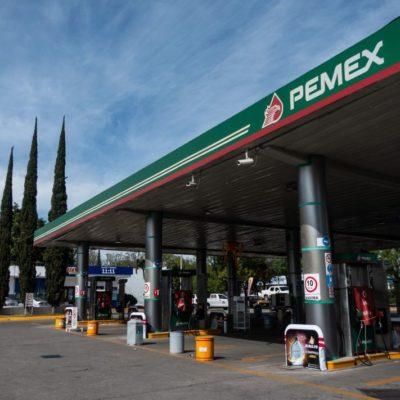 GOLPE AL 'HUACHICOL': Rescinde Pemex el contrato de suministro a 103 empresarios gasolineros