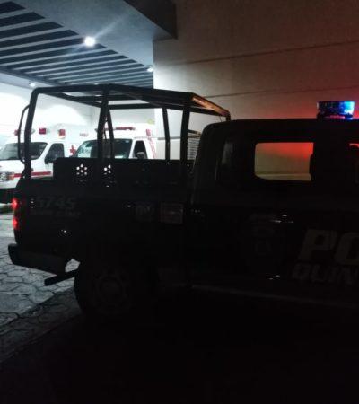 PRIMER BALEADO DEL 2019: Intentan ejecutar a una persona en la SM 216 de Cancún