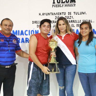 2019, año para consolidar a Tulum en materia deportiva