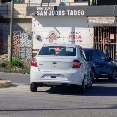 Sujeto pierde la mano a machetazos en Chetumal