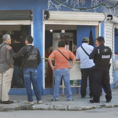 Caen dos sujetos tras persecución en Cozumel