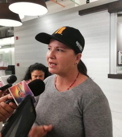 Activista acusa a Mara Lezama de no dar fecha para abrir el malecón Tajamar