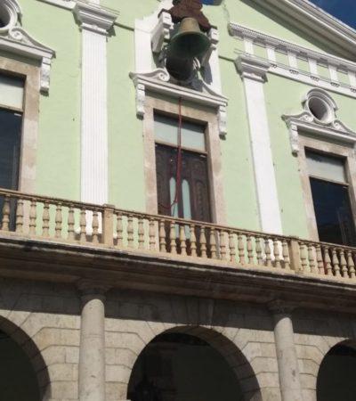 EN YUCATÁN SÍ SE PUEDE, EN QR, NO: Aplican limpia de notarios al suspender a 2 y retirar nombramiento a 19 tras denuncias de despojos