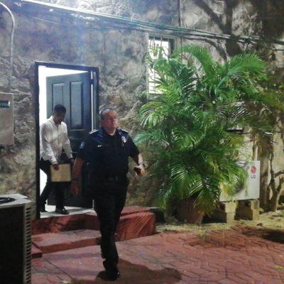 """""""VAMOS AVANZANDO POR BUEN CAMINO"""": Comparece Capella ante regidores de Cancún y reconoce que no van a la velocidad que quisieran contra la violencia"""