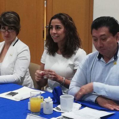 """CRITICA SENADORA INEFICACIA DEL 'MANDO ÚNICO': """"No podemos estar experimentando, ni trayendo gente que incluso del estado donde venían tampoco dieron resultados"""", dice Marybel Villegas"""