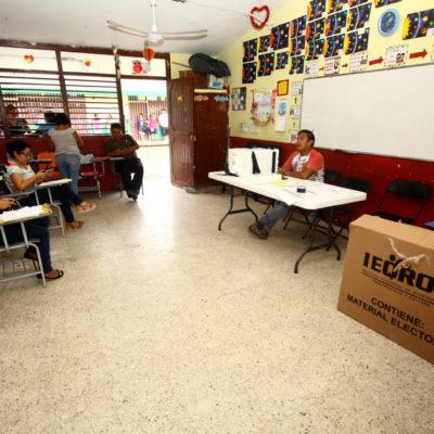 ARRANCA LA CARRERA POR EL CONGRESO DE QR: Inicia proceso electoral en el que por primera vez los diputados podrán reelegirse… si el pueblo lo permite