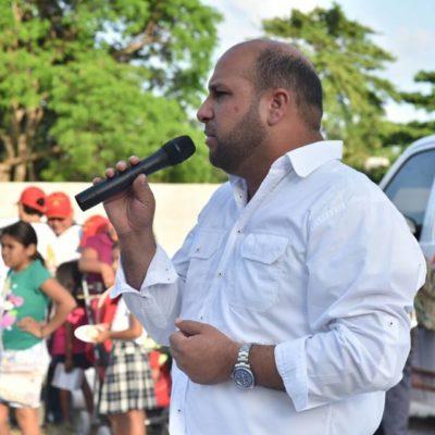 Juan Pablo Aguilera Negrón, regidor de Morena en Puerto Morelos, pide licencia; buscaría candidatura a diputación