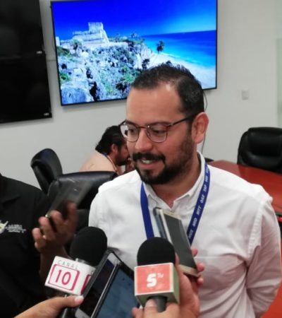 Contará Aeropuerto de Cozumel con dos empresas de transporte terrestre