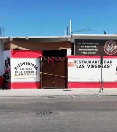 SEGUIMIENTO | Detenciones por masacre en bar de Playa del Carmen ocurrieron en dos operativos