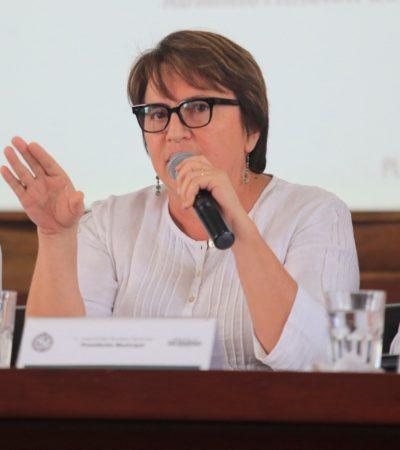 Busca Laura Beristaín diálogo con Gobernador para recuperar la paz social en Playa del Carmen
