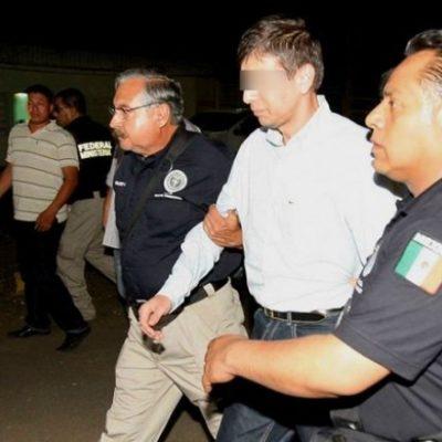 Otorgan libertad a Sáiz Pineda, ex secretario de finanzas granierista; pagará fianza de 150 mil pesos