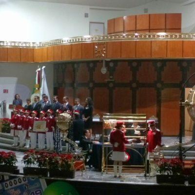 Sonríe la suerte a yucatecos; premio mayor de la Lotería Nacional cae nuevamente en Mérida