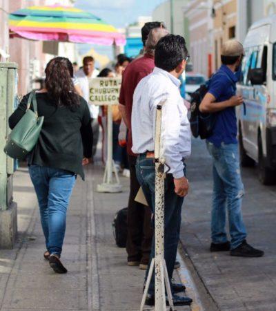 ¡TOMA TUS PRECAUCIONES!: Cierre de calles y cambios en el transporte por maratón de Mérida