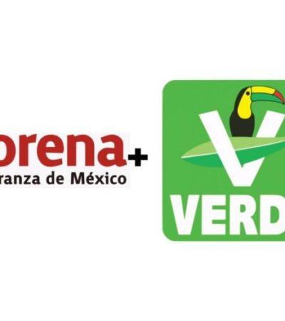 Rompeolas: Morena-PVEM y PAN-PRD; se empiezan a cocinar las primeras coaliciones