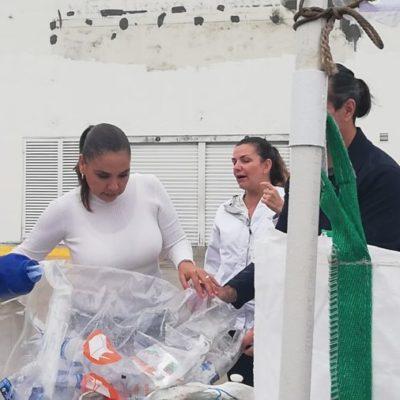 ¿MARA TAMPOCO TIENE PLAN PARA LA BASURA?: Dice Alcaldesa que revisarán las condiciones del servicio de recolección de desechos en Cancún porque reconoce que hay rezagos