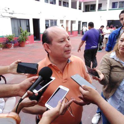 No ve Mario Machuca apertura todavía en el PRI
