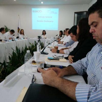 Ieqroo busca participación de ciudadanos en el proceso electoral local, similar al del año pasado