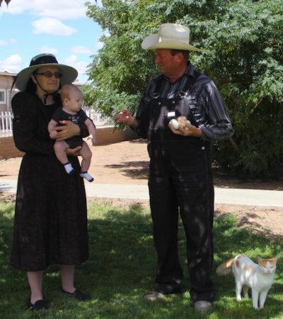 Prevén menonitas de Chihuahua establecerse pronto en Campeche para conservar su vida tradicional