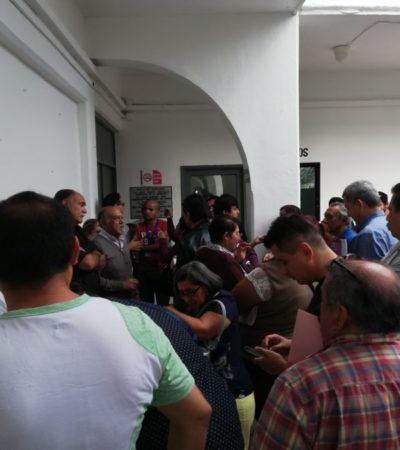 ESTALLAN LOCATARIOS CONTRA ADMINISTRADORA: Exigen comerciantes del Mercado 28 de Cancún mejoras en mantenimiento, seguridad, imagen e iluminación