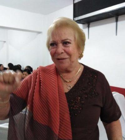 Cambio de administraciones municipales en QR, entorpeció el trabajo del GEAVI, por alertas de género, asegura Mercedes Hernández