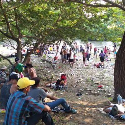 Advierte Obispo de Tapachula entrada de otros 15 mil migrantes procedentes de Centroamérica