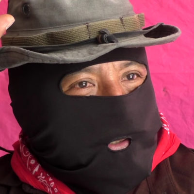 LANZA EZLN ADVERTENCIA A AMLO: 'No permitiremos entrada del Tren Maya'