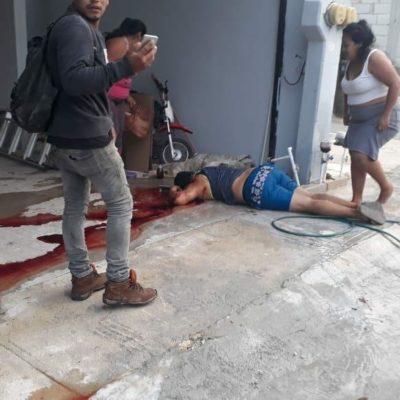 Ejecutan a narcomenudista en Puerto Aventuras