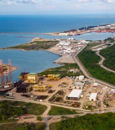 Multan con 13 mdp a empresa por desmonte de predio donde se construirá la refinería en Tabasco
