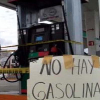 Reportan escasez de combustible en al menos ocho estados; pide AMLO 'comprensión' a ciudadanos