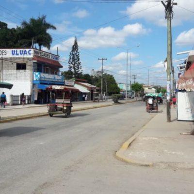 Habitantes de JMM siguen mostrando inconformidad por obras en la avenida principal