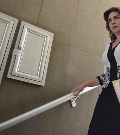 Ivonne Ortega, exgobernadora yucateca, se destapa para la presidencia nacional del PRI