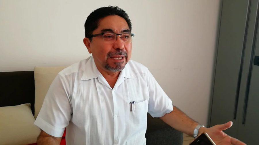 Claudio Padilla, nuevo dirigente del PRI en Solidaridad