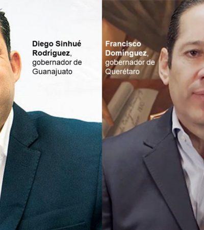 GOBERNADORES SE APRIETAN EL CINTURÓN: 30 ya ganan menos que AMLO; los de Guanajuato y Querétaro rebasan el tope