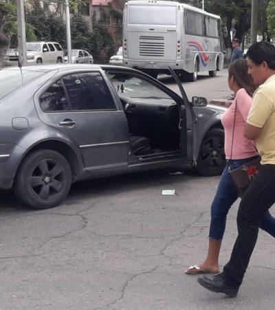 Dos heridos de bala en Cozumel, presuntos plagiarios