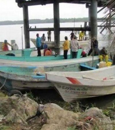 Localizan muertos a tres pescadores en Tabasco luego de cinco días desaparecidos en alta mar