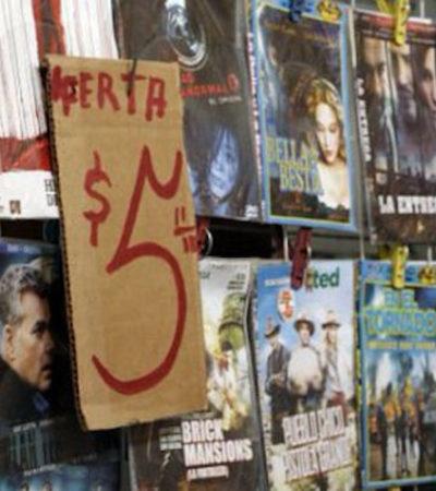Pierde México 650 mil millones de pesos cada año por evasión fiscal, piratería y robo de energía eléctrica