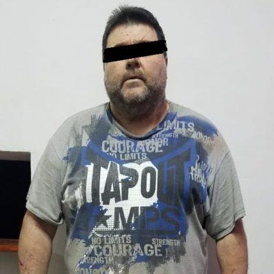 Liberan a supuesto empistolado detenido tras persecución en la que una extranjera resultó baleada en Playa del Carmen