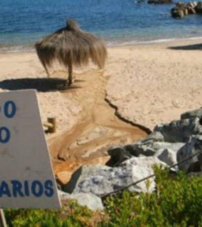 Entregó Peña Nieto 268 concesiones de playas a particulares y empresas en su último año de gobierno