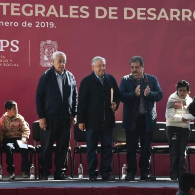 Señala PAN como proselitismo la gira de Andrés Manuel López Obrador por Puebla