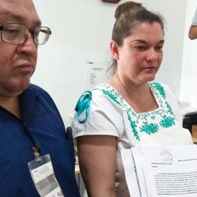Se quejan ante el Congreso por presuntas irregularidades cometidas por el ahora Ombudsman yucateco