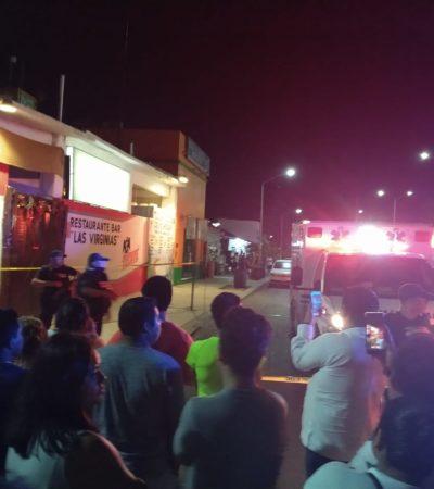 La matanza en el bar 'Las Virginias' coloca al 6 de enero del 2019 entre los cinco días con más ejecuciones en una sola ciudad