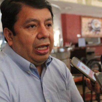 Rubén Darío Rodríguez, da a conocer que el PES registró a sus 'gallos' en el proceso interno del PRD