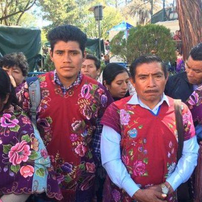 Exigen pueblos originarios, practicantes del catolicismo, que Tren Maya respete sus derechos