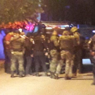 Detienen a dos sujetos que presuntamente 'levantaron' a hombre en Cozumel