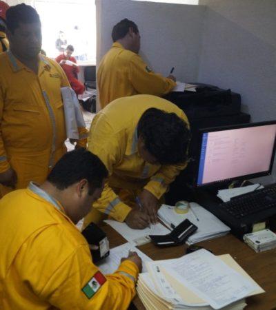 Denuncian trabajadores petroleros de Campeche a su líder gremial por 'robo' de entre 30 y 38 mdp al mes