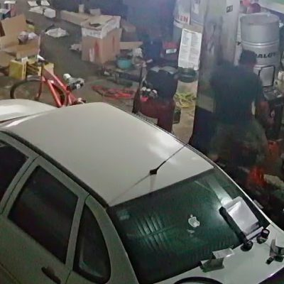 Pese a estar captado en video, ladrón está a punto de ser liberado