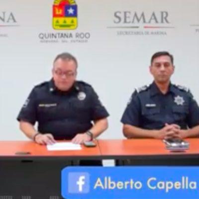 """""""PEDIMOS APOYO"""": Ante la incapacidad del 'Mando Único', Capella solicita ayuda a la ciudadanía para resolver matanza en Cancún"""
