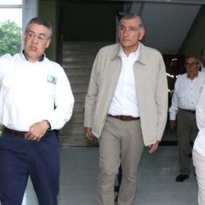 Instala Rocío Nahle oficinas en Villahermosa para la construcción de la refinería en Dos Bocas