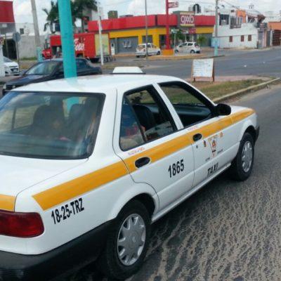 Esperan taxistas autorización a alza a tarifas, en dos días