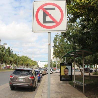 Malecón Tajamar actualmente funciona como estacionamiento